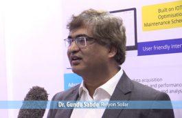 Dr. Gundu Sabde, Relyon Solar PVT. LTD.