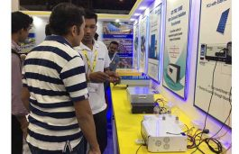 Su-Kam Showcases State-of-the-Art Solar Products at Intersolar 2017 in Mumbai