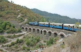 Kalka-Shimla Railway Stations to Be Solar-Powered by March 2018