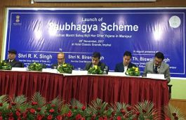 Manipur is the Recently Added State to be Benefitted by Saubhagya Scheme