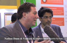 Nathan Dunn & Venkata K, Enphase Micro Inverter Systems
