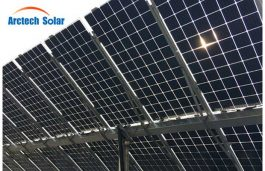 Specially Designed for Bifacial Module, SkySmart Tracker Debuts International Market