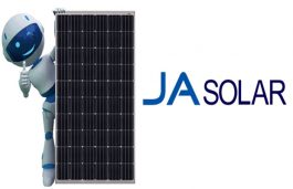 JA Solar receives the Top Brand PV Seal from EUPD Research