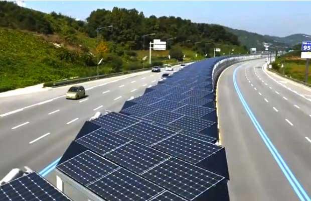 solar power generating capacity