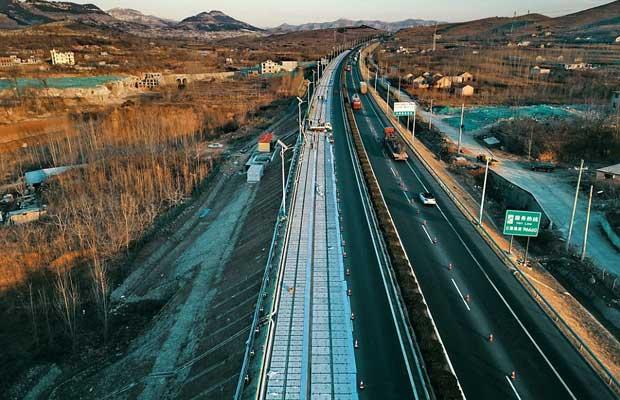 solar power highway