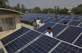 Govt Floats Massive 20,000MW Solar Power Capacity
