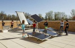 5500 Schools Use Solar Power in US as Costs Fall
