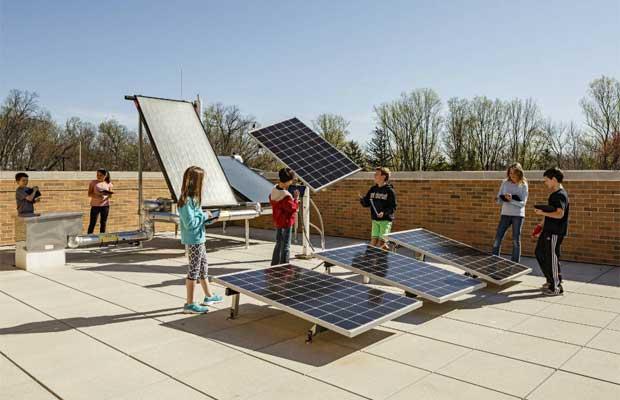 solar power in us