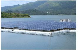India Successfully Commissioned Largest Floating Solar Power Plant