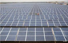 Madhya Pradesh CM Lays Foundation for 'World's Largest' 750 MW Solar Power Plant