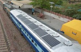 Central Railway Installs 28 Solar Power Plants