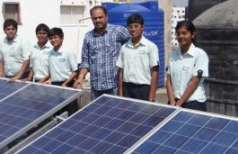 10,000 Schools in Odisha to be Solar Powered
