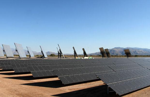Solar Tech Parks