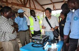 UNFPA Provides 50 Solar-Powered Units to Congolese Refugees in Angola
