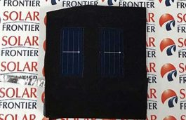 World Record Thin-Film Solar Cell Efficiency of 22.9% Achieved by Solar Frontier