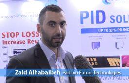 Zaid Alhabaibeh, Padcon Future Technologies