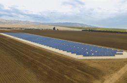 California Grower Increases Solar Power Capacity