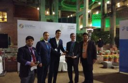 "Exicom Wins ""Energy Storage Company of the Year"" Award at ESI 2018"