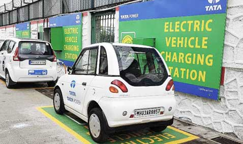 Indian Electric Vehicle market
