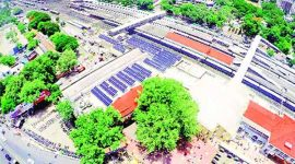 Using Solar Power Indian Railways Saves Crores in 2017