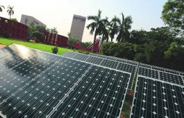 Kolkata College Will Generate About 40 Units/Day by Solar Energy