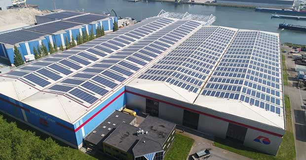 netherlands solar company