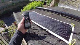 PowerFilm Solar Announces Custom Crystalline Solar Panels