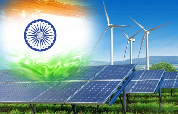 renewable energy goals India