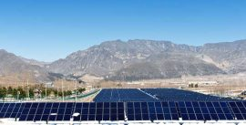 Seraphim Supplies Eclipse For China's First 5 MW PV Plant with Shingled-Cell Modules