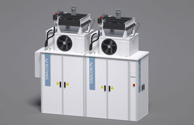 Siemens Sinacon 5000kVA PV Central Inverter