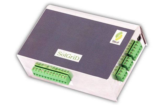 Sileaf SolGriD Smart Power Management Controller