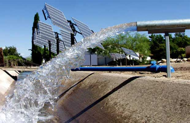 Solar Water Pumps India