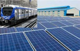 Solar Streetlights Will Soon be Installed at Chennai Metro Rail Staff Quarters