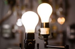 Transition Toward LED Light bulb Helps Southern Railway Save Energy