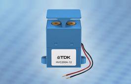 TDK HVC200A Bipolar High Voltage Contactor