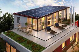 Tesla Begins Solar Rooftop Tiles Manufacturing in Buffalo