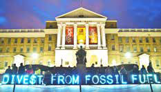 The Global Fossil Fuel Divestment Campaign