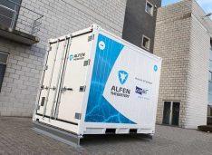 Alfen to Supply 140kW Energy Storage System to Belgian Grid Operator