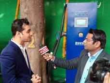 Exicom Installs Electric Vehicle Fast Charger Station at NITI Aayog