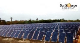 SunSource Energy Raises Fund from SBICAP Neev Fund via PE Investment