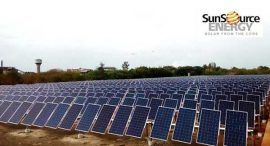 SunSource Energy Aims to Set-Up 200 MW Solar Park in UP