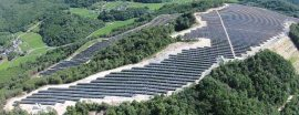 Pacifico Energy Raises 15.5 Billion Yen for Its First Solar Fund