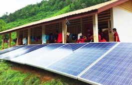 Solar Home Lighting System Powers Rural India