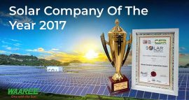 Waaree Energies Wins 'Solar Module Company Of The Year' Award