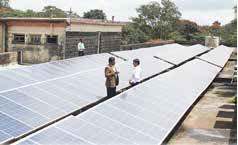 Domestic Companies Entering Into Solar Module Manufacturing