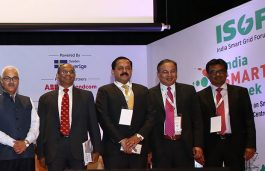 245 Experts Meet at ISGW to Discuss Emerging Transformation of India's Energy Sector