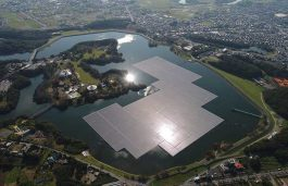 Japan's 13.7MW Floating Solar PV Plant Commences Operation
