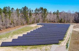 LG Technology Powers Utility-Scale Solar+Storage Projects in North Carolina