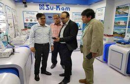 Bolivian Ambassador Barrientos Lauds Su-Kam's Superior Technology