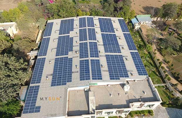 Mysun Rooftop Solar project